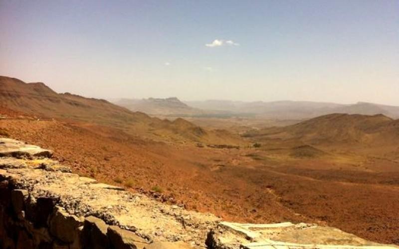 Weg zur Wüste 3