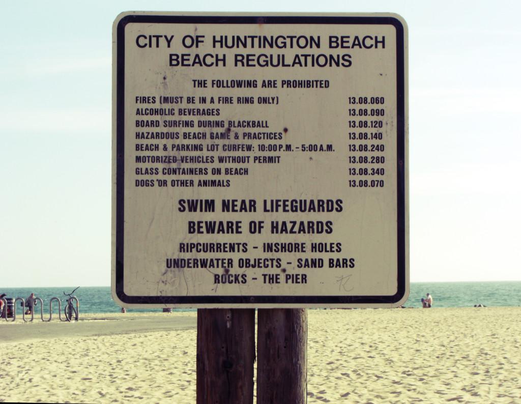 Huntington Beach Regulations