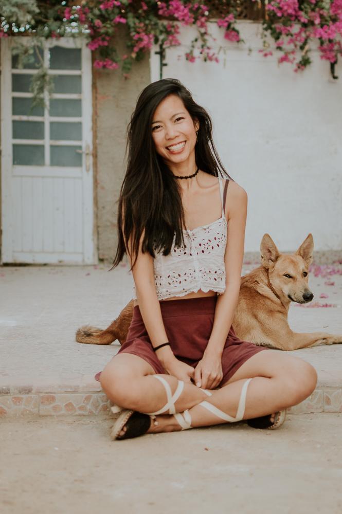 Minna Memoir About - Travel and Mindfulness Blog