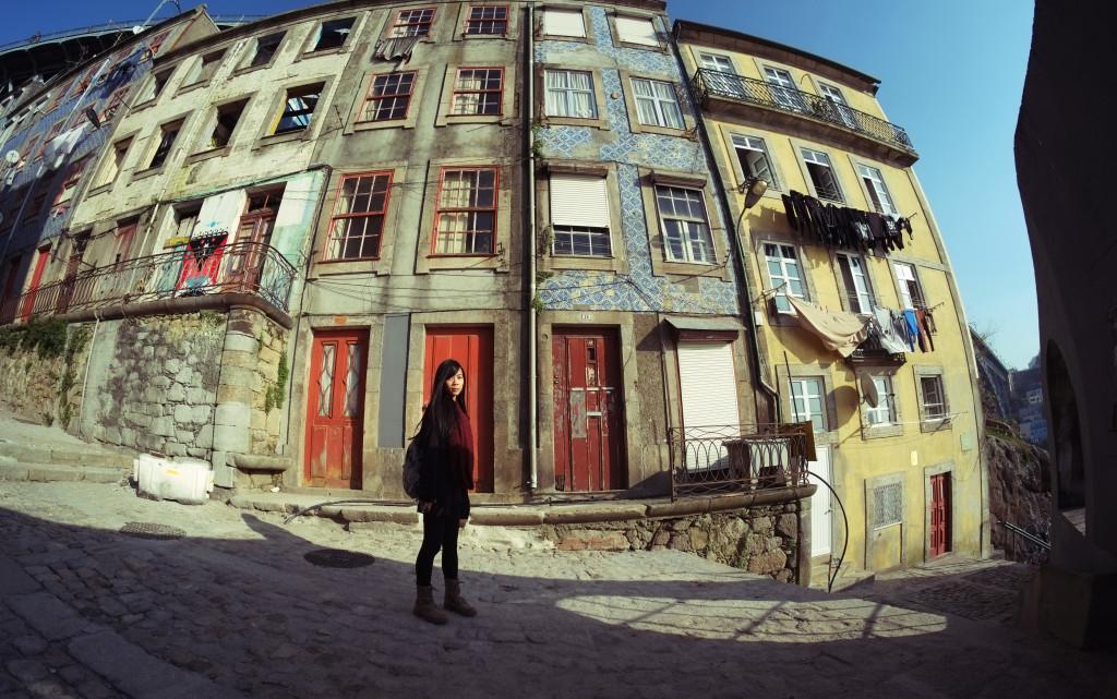 Rundreise durch Portugal - Stadt erkunden