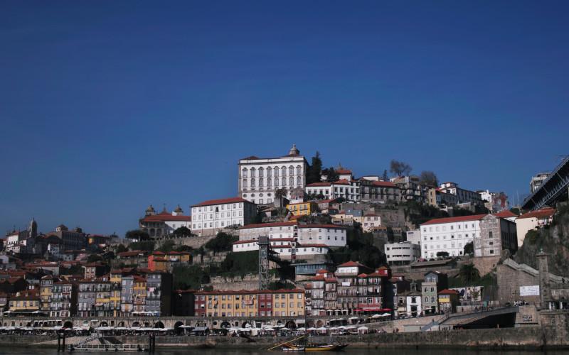 Porto Tipps – Ausblick neben Ponte de Luis