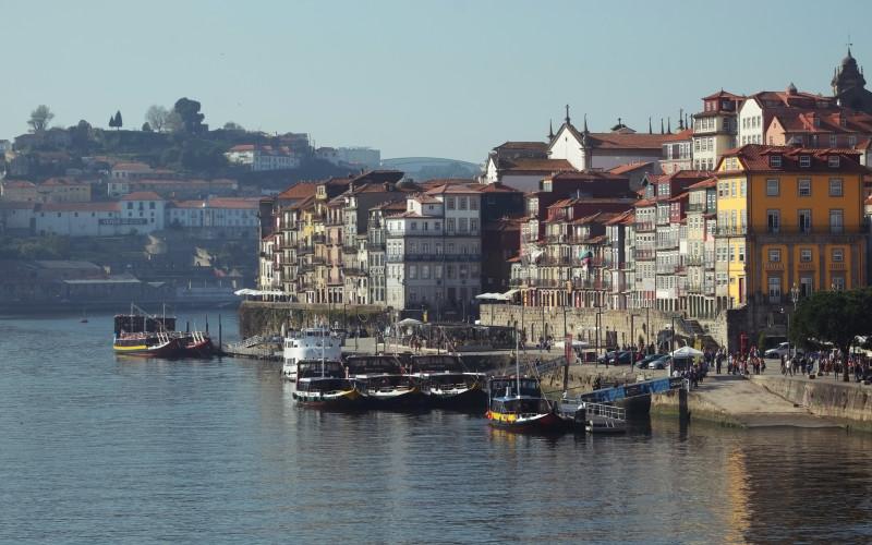 Porto Tipps – Ausblick vom Ponte de Luis