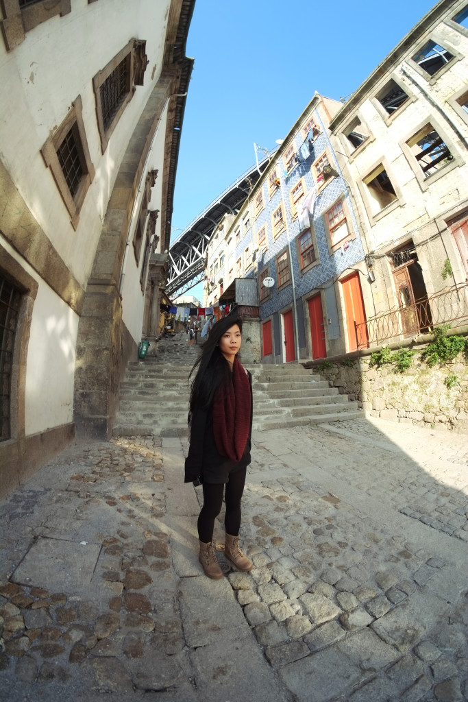 Porto Tips - walk through the narrow alleys