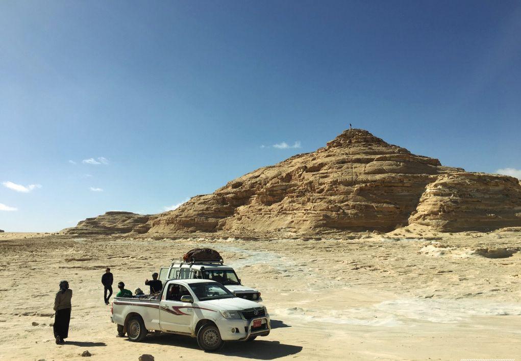 Dahab Roadtrip