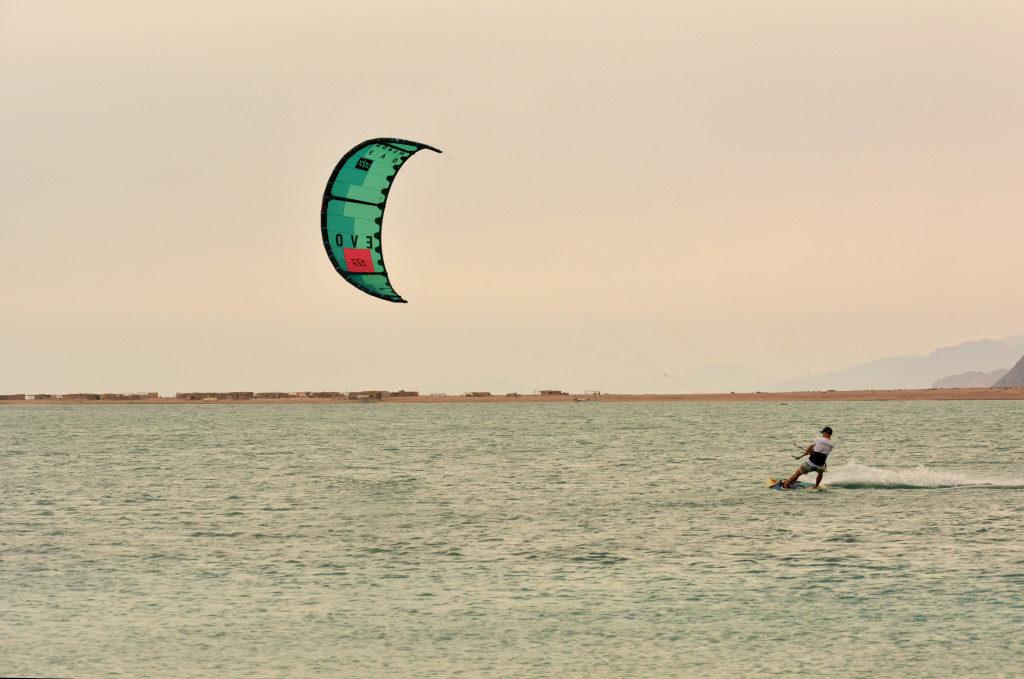 Dahab-Egypt-Kitesurfing