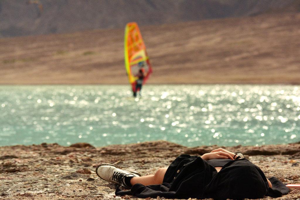 Dahab-Egypt-Laguna