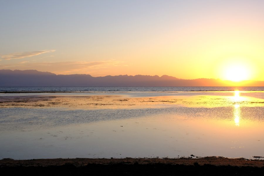 Blue-Lagoon-Dahab-Sunset